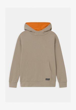 HOODIE UNISEX - Hoodie - beige