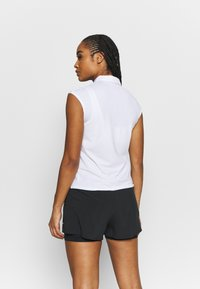 Nike Performance - VICTORY  - Sports shirt - white/black - 2