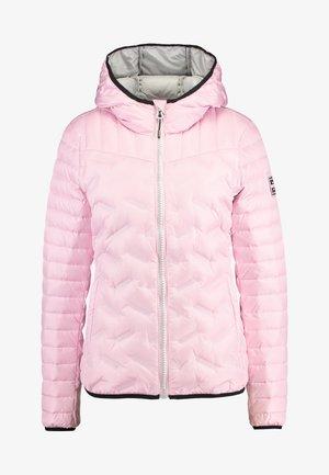 RADAR JACKET - Down jacket - pink