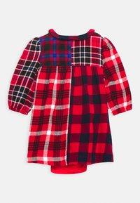 GAP - PLAID - Day dress - red - 1