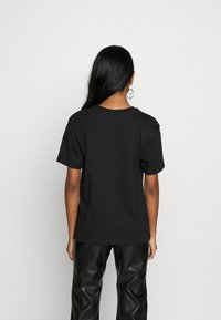 Even&Odd - Camiseta estampada - black - 2