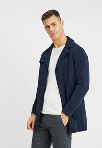 Selected Homme - SLHTIMES - Trench - dark sapphire - 0