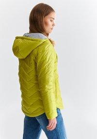 TATUUM - Light jacket - limon - 2