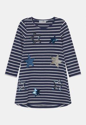 Jerseykjoler - navy