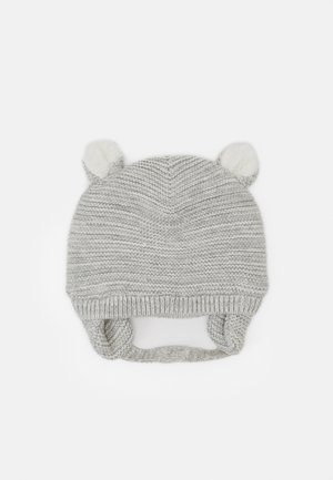 LINED HAT UNISEX - Beanie - light grey
