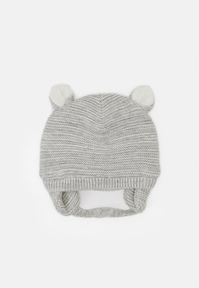 LINED HAT UNISEX - Mössa - light grey