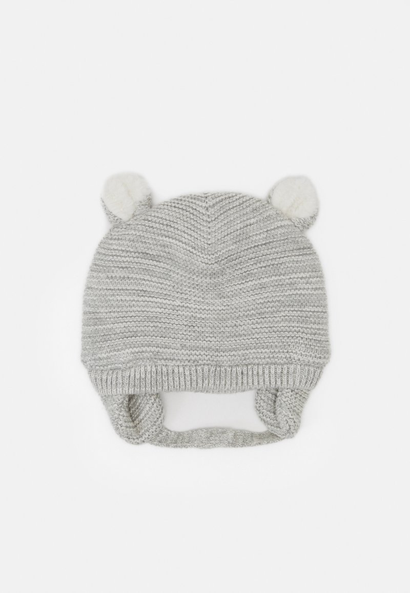 GAP - LINED HAT UNISEX - Čepice - light grey