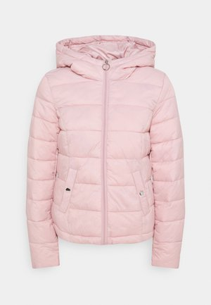 JDYZULU HOOD JACKET - Winter jacket - adobe rose