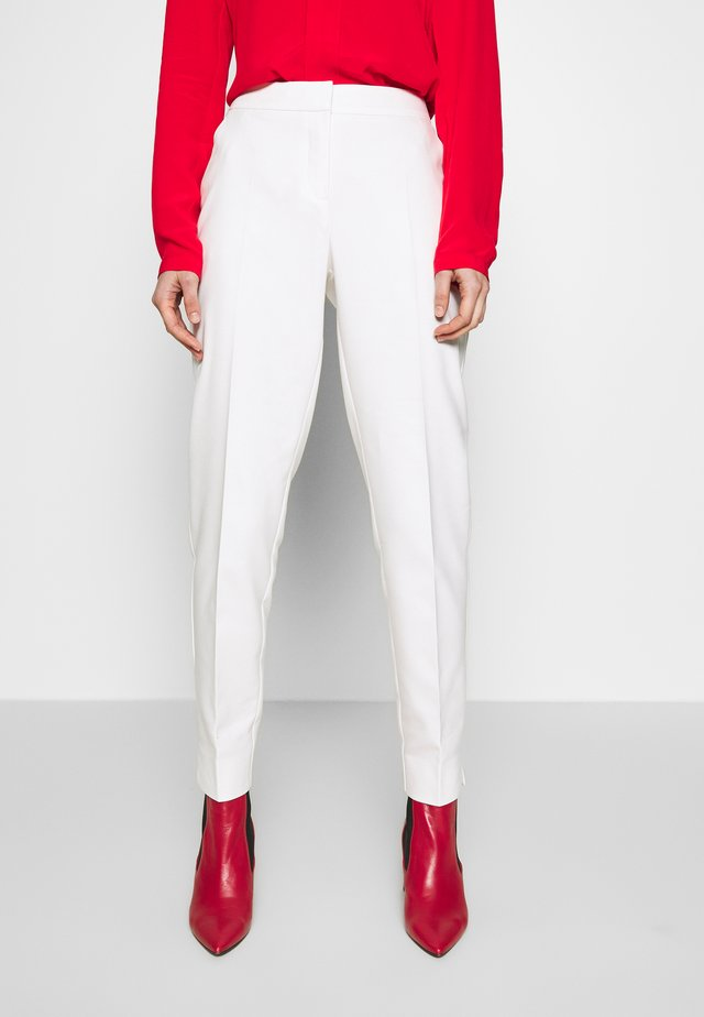 Pantalones - white