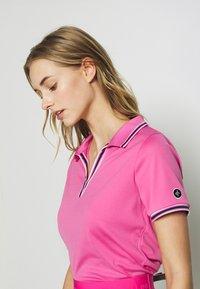 Cross Sportswear - NOSTALGIA - T-shirt z nadrukiem - heather - 3