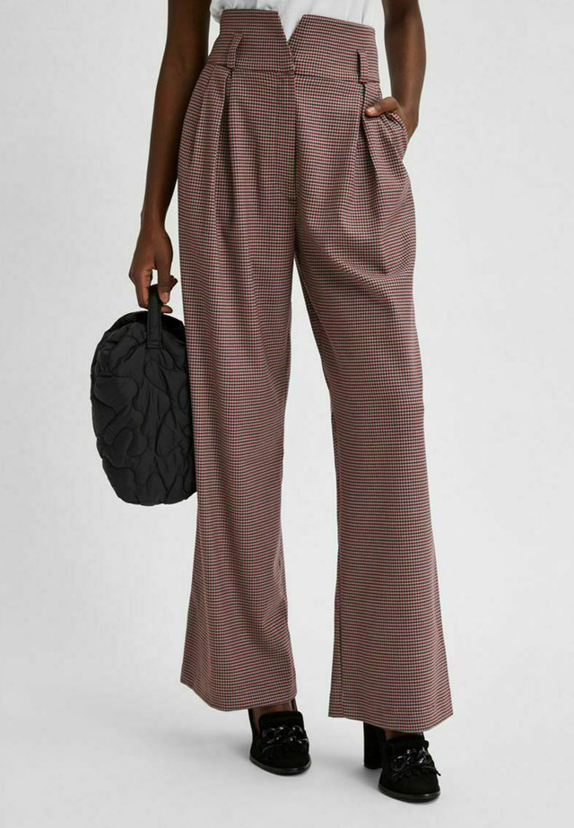 Pantaloni - true red