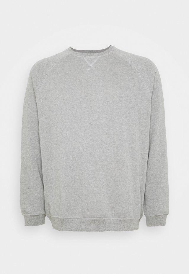 Felpa - mottled grey