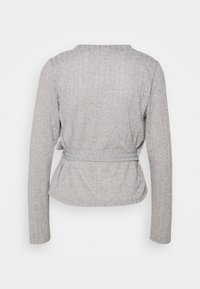 Noisy May - NMHARRISTON  - Cardigan - light grey melange - 1