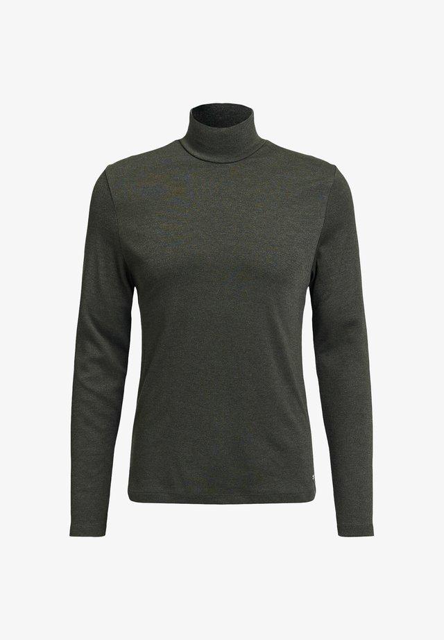 MET COLKRAAG - T-shirt à manches longues - dark green