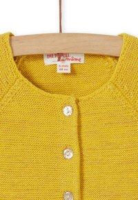 Du Pareil au Même - Cardigan - yellow - 2