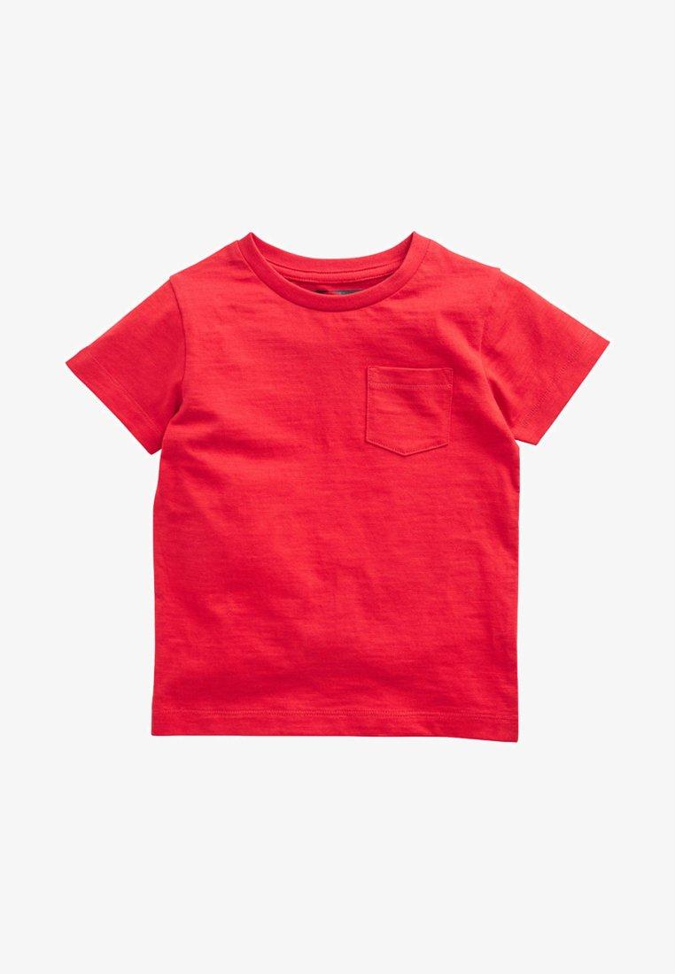 Next - Basic T-shirt - red