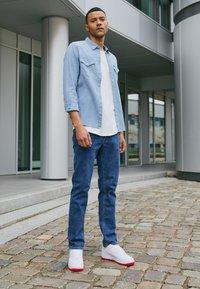 Lee - DAREN ZIP FLY - Jeans straight leg - mid visual cody - 2