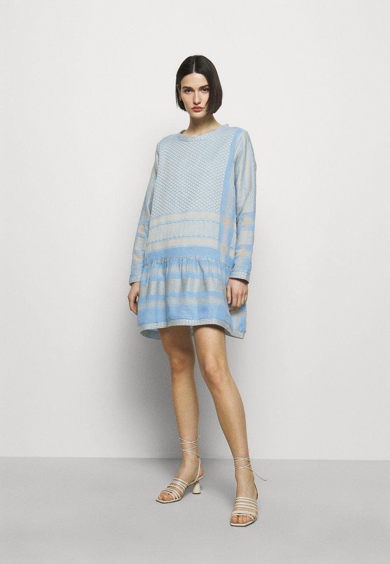 CECILIE copenhagen - DRESS - Day dress - cloud