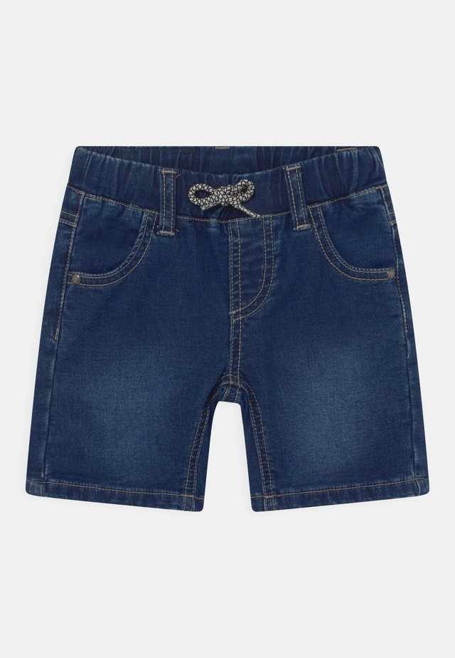 JES  - Shorts di jeans - blue denim