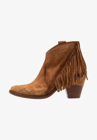 Kanna - SUVA - Ankle boots - cognac - 1