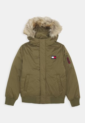 TECH JACKET - Winter jacket - green