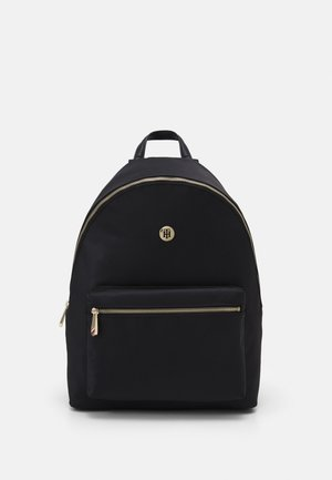POPPY BACKPACK - Reppu - black