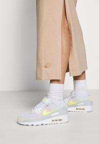 Nike Sportswear - DRESS - Maxi dress - shimmer - 4