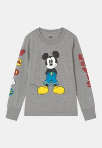 Levi's® - MICKEY MOUSE UNISEX - Long sleeved top - grey - 0