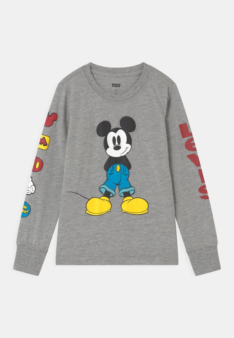 Levi's® - MICKEY MOUSE UNISEX - Long sleeved top - grey