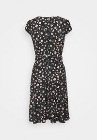 Anna Field - Sukienka z dżerseju - black - 1