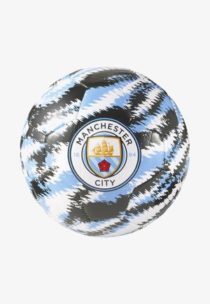 MAN CITY ICONIC BIG CAT - Voetbal - black-team light blue