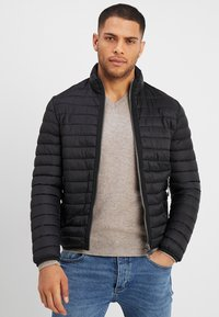 Marc O'Polo - JACKET - Veste mi-saison - black - 0