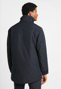 Vaude - MEN'S IDRIS - Outdoor jacket - black - 3