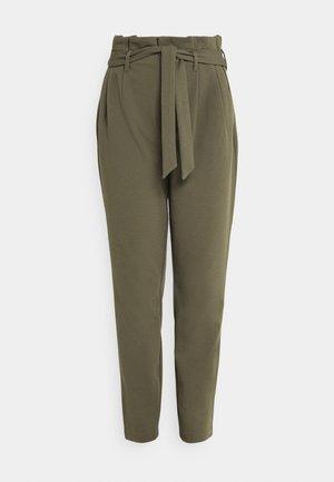 ONLSURI CAROLINA PANT - Trousers - kalamata