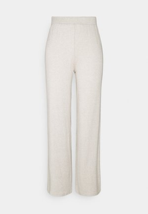 PCLEODA WIDE PANT - Leggings - Trousers - birch
