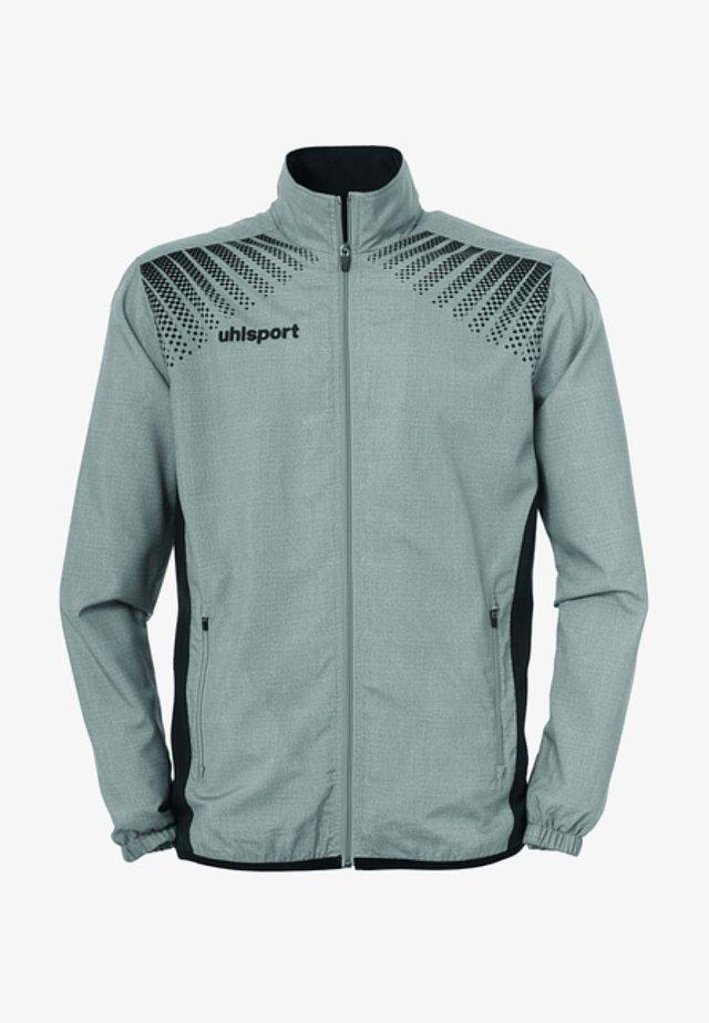 Sports jacket - dunkelgrau / schwarz