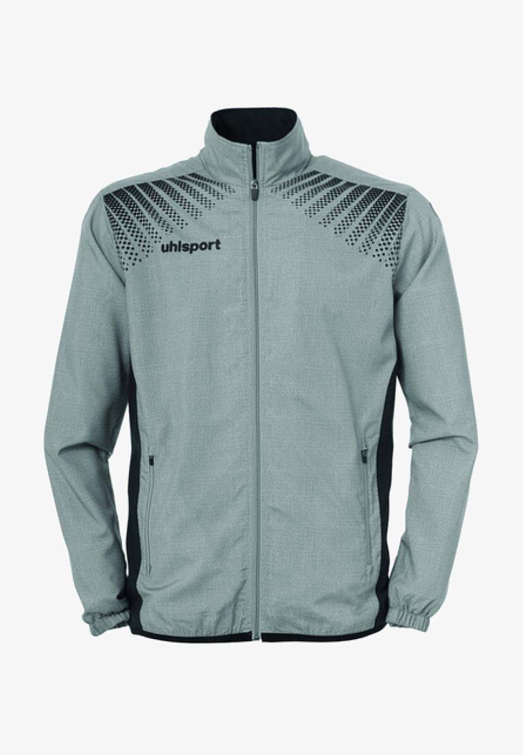 Uhlsport - Sports jacket - dunkelgrau / schwarz