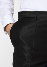 HUGO - GERMAN - Suit trousers - black - 5