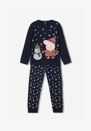 PEPPA PIG - Pyjama set - dark sapphire