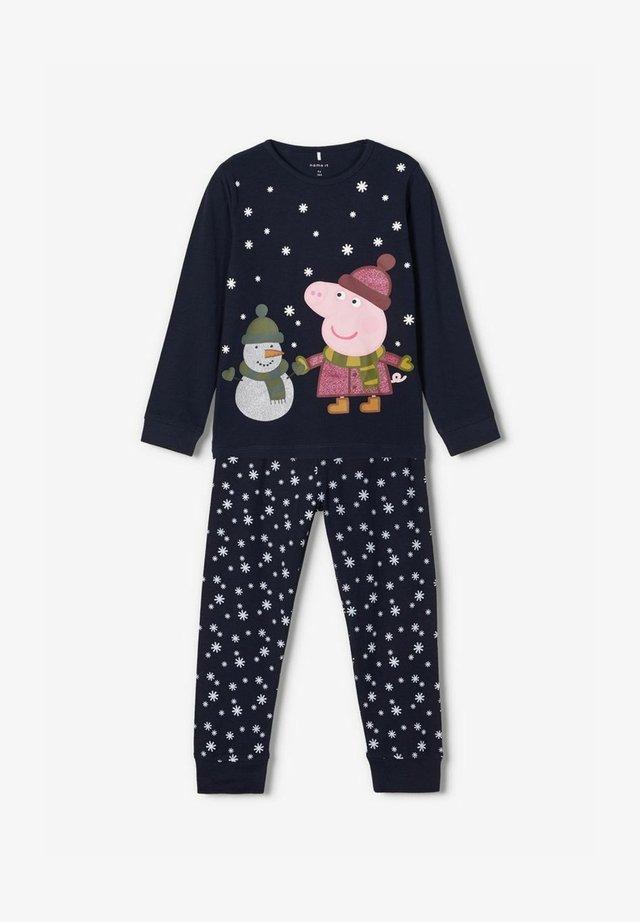 PEPPA PIG - Pyjama - dark sapphire