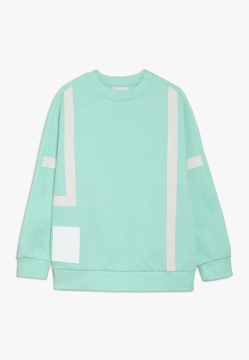 Unauthorized - THORBJØRN - Felpa - pastel turquoise