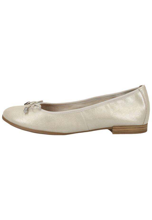 5-5-22112-24 - Ballerinat - silver 941