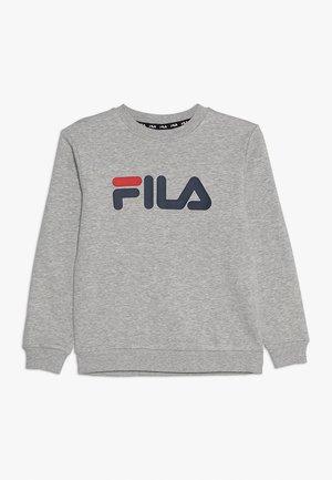 CLASSIC LOGO CREW  - Sweatshirt - light grey melange