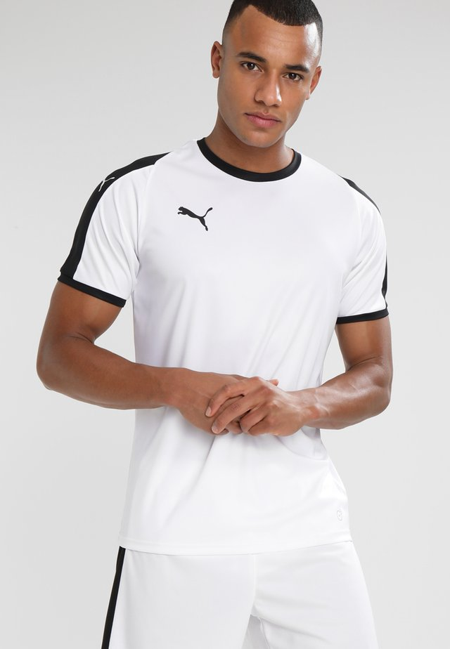 LIGA  - Teamwear - white/black