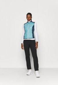 La Sportiva - ARIA VEST - Waistcoat - pacific blue/opal - 1