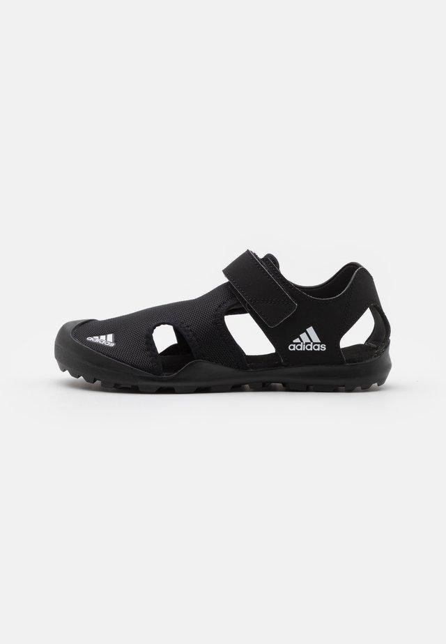 TERREX CAPTAIN TOEY UNISEX - Walking sandals - core black/footwear white