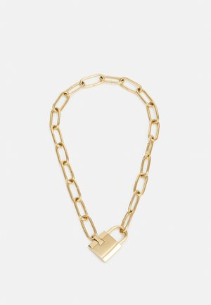 TRESPASS UNISEX - Necklace - gold-coloured