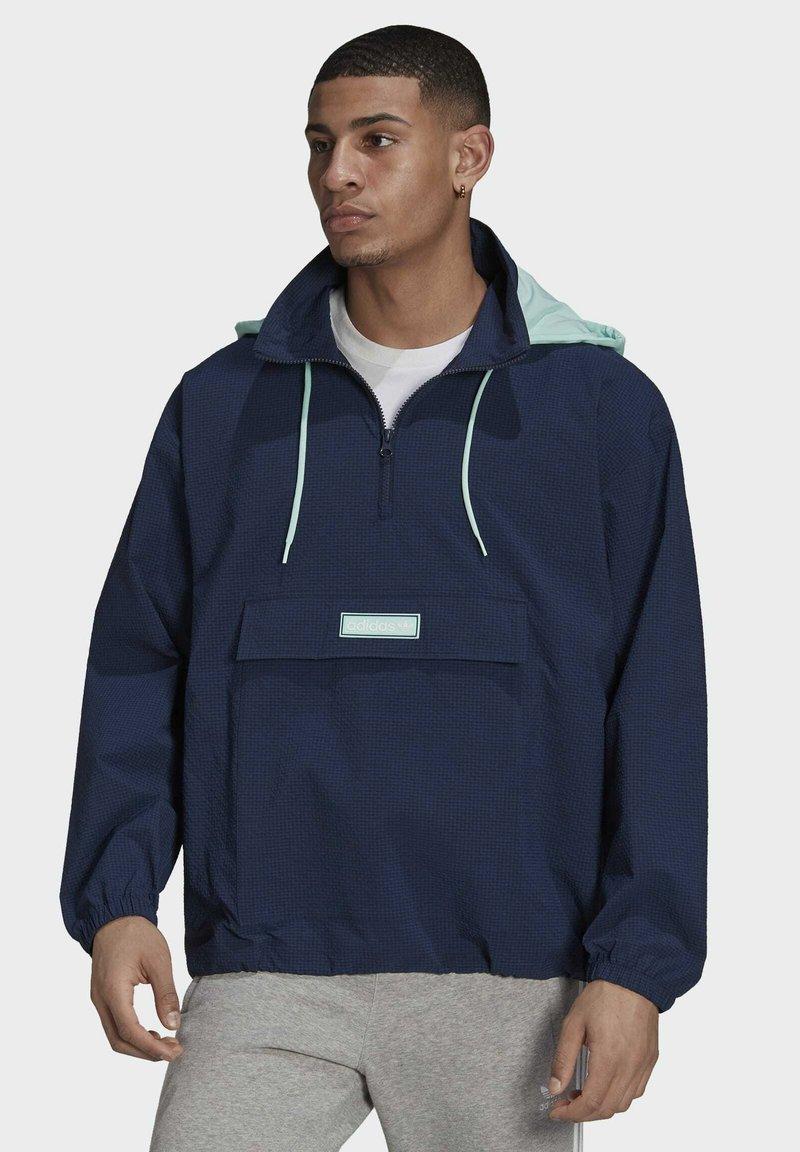 adidas Originals - Windbreaker - blue