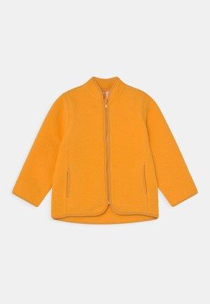 UNISEX - Fleecejas - yellow