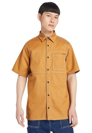 Shirt - wheat boot